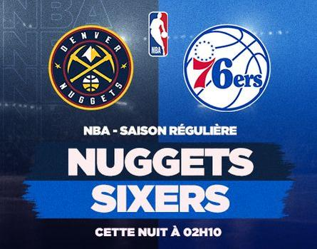 Nuggets Sixers