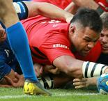 Saracens end Leinster's reign in Europe