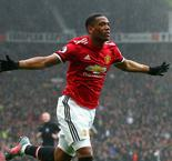 Martial steals it for stubborn United