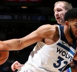 NBA - Towns impressionnant face aux Hornets