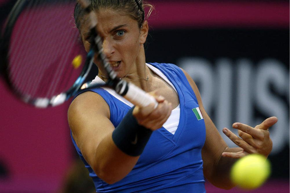 Suspension alourdie pour Sara Errani — Tennis