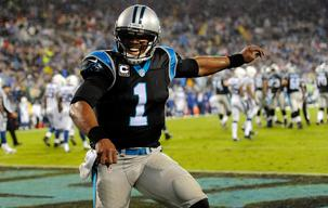NFL : Les Panthers toujours invaincus