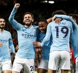 Premier League: City s'impose à Old Trafford et prend la tête