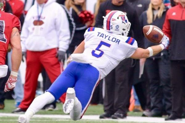 Trent Taylor, WR, Louisiana Tech