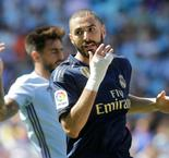 Benzema lance le Real