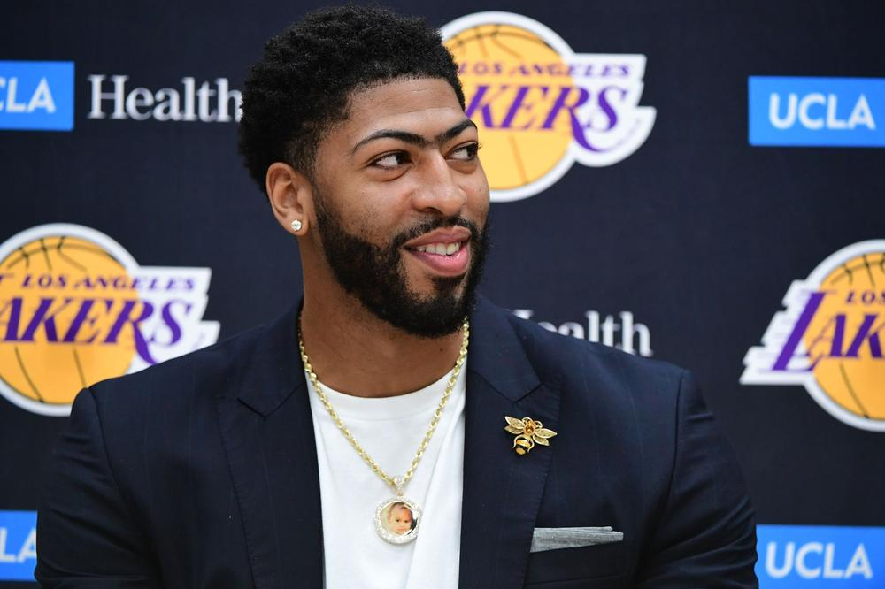 Anthony Davis - Los Angeles Lakers