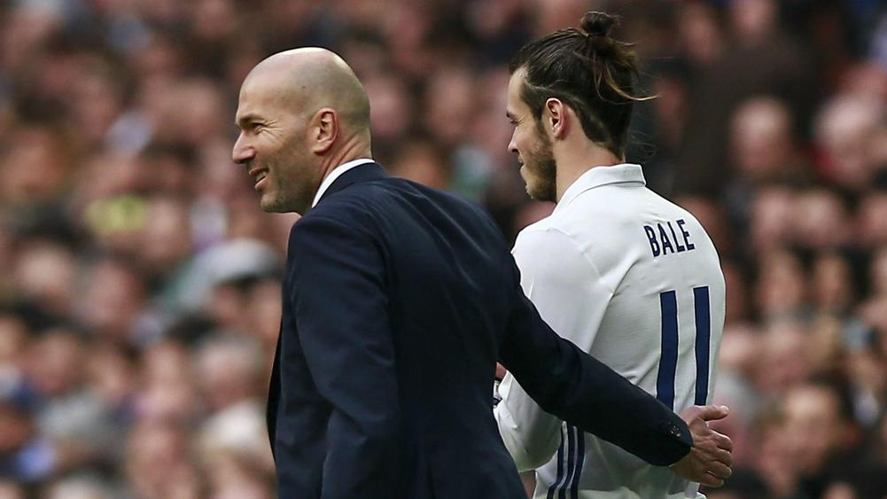 Gareth Bale returns as Zidane holds other stars in reserve