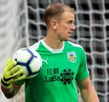 No Guardiola grudges for former Man City goalkeeper Hart