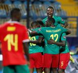 Banana Scores Cameroon Opener against Guinea-Bissau