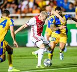 10-man Ajax scrapes goalless draw at APOEL