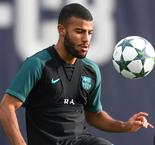 Rafinha Misses Barcelona Training With Inter Closing In