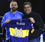 De Rossi Exited To Continue Career With 'Craziest Fans In Football' At Boca Juniors