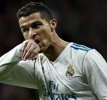Ronaldo among Real Madrid stars rested for Copa del Rey