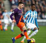 Premier League: Man City revient à 4 points des Reds
