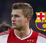 Report: Agent Holding Up De Ligt Move To Barcelona