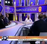 The Locker Room: Which Team Is Being Underestimated In UEFA Champions League?
