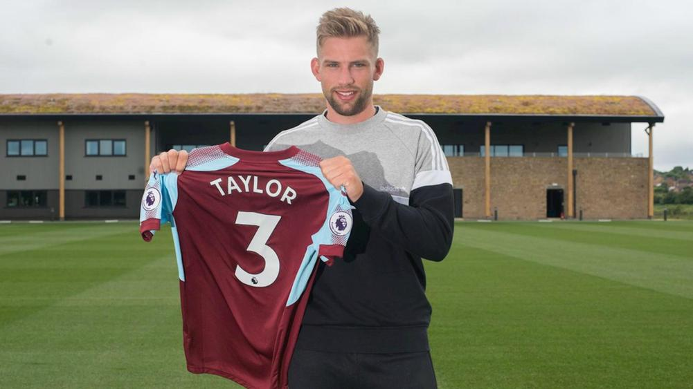 Charlie Taylor signs four-year deal with Burnley