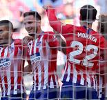 Atletico Madrid v Real Valladolid