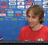 Luca Modric reaction