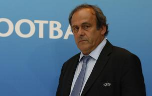 Platini to appeal suspension