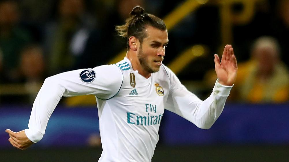 Gareth Bale doubtful for Real Madrid's match with Espanyol