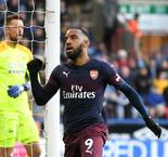 Huddersfield Town 1 Arsenal 2: Iwobi and Lacazette earn first away win since November