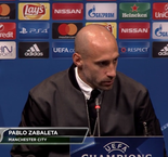 Perfection needed to beat Barca - Zabaleta