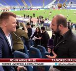 The XTRA Interview: Former Liverpool and Roma Player John Arne Riise