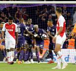 Toulouse Snatch Draw From Monaco