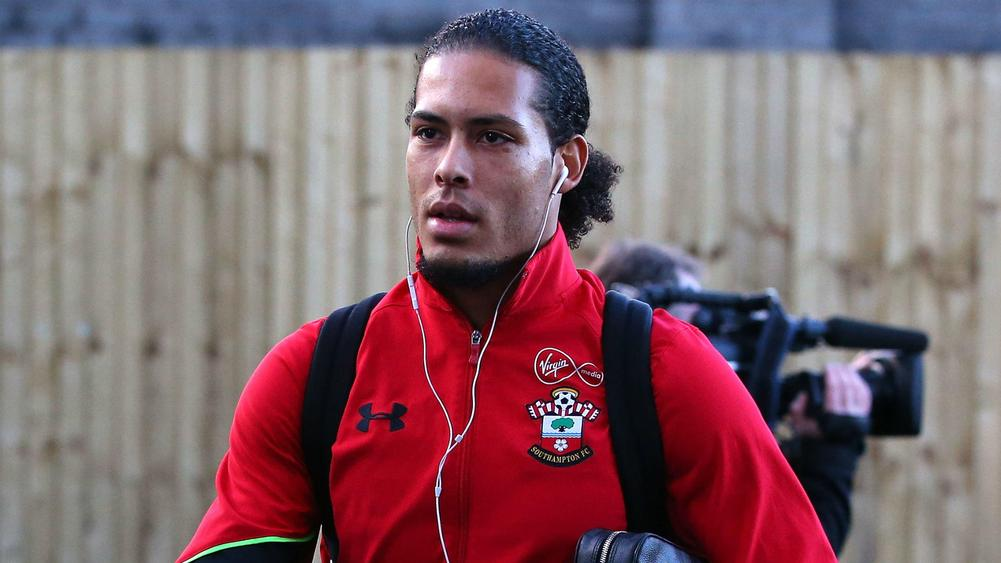 Southampton deliver positive injury news ahead of Watford game, Van Dijk decision