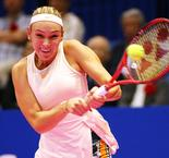 Vekic Out Of Linz Open