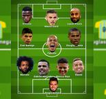 The star-studded Brazil/Argentina Copa America Reject XI