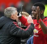 Pogba has to adjust, insists Solskjaer