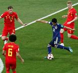 Belgium beat Japan 3-2 to reach World Cup quarter-finals