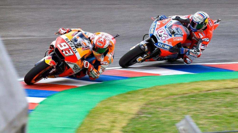 Valentino Rossi accuses Marc Marquez of deliberately crashing into riders