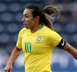 Marta To Miss Brazil's World Cup Opener
