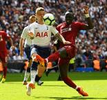 Premier League: Liverpool s'impose à Wembley face à Tottenham