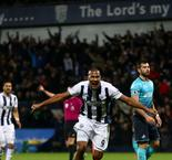 West Brom 3 Swansea City 1: Rondon's 13-minute hat-trick downs strugglers