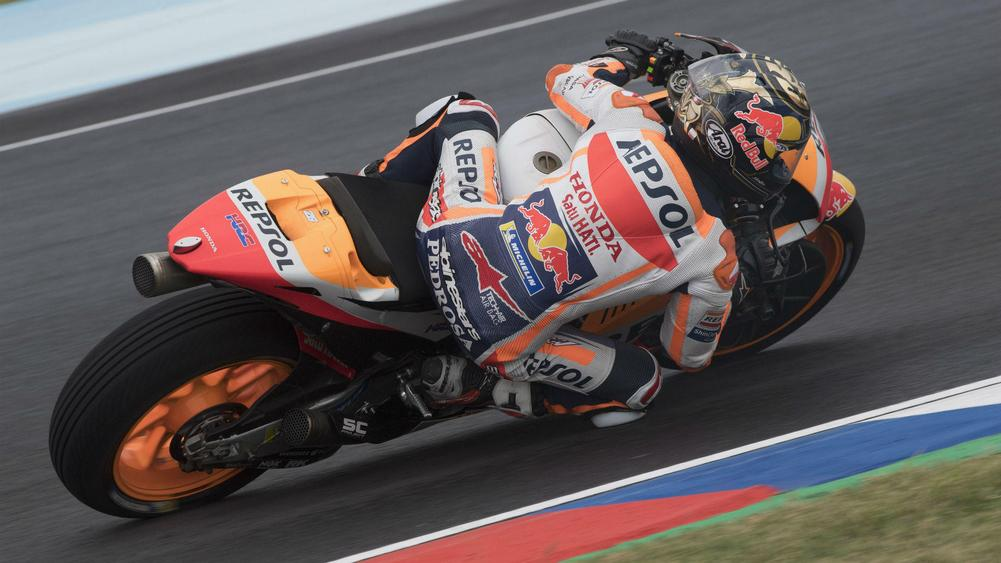 Pedrosa cleared to race in Austin after wrist surgery