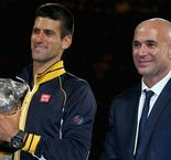 Agassi to take over as Djokovic's coach