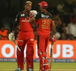 Sunrisers' play-off hopes rocked by RCB