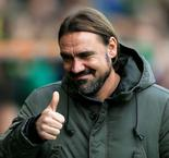 Norwich thrashes Swansea as Leeds cruises