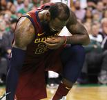 "LeBron ""Not Going To Lose Sleep"" Over Game 2 Loss"