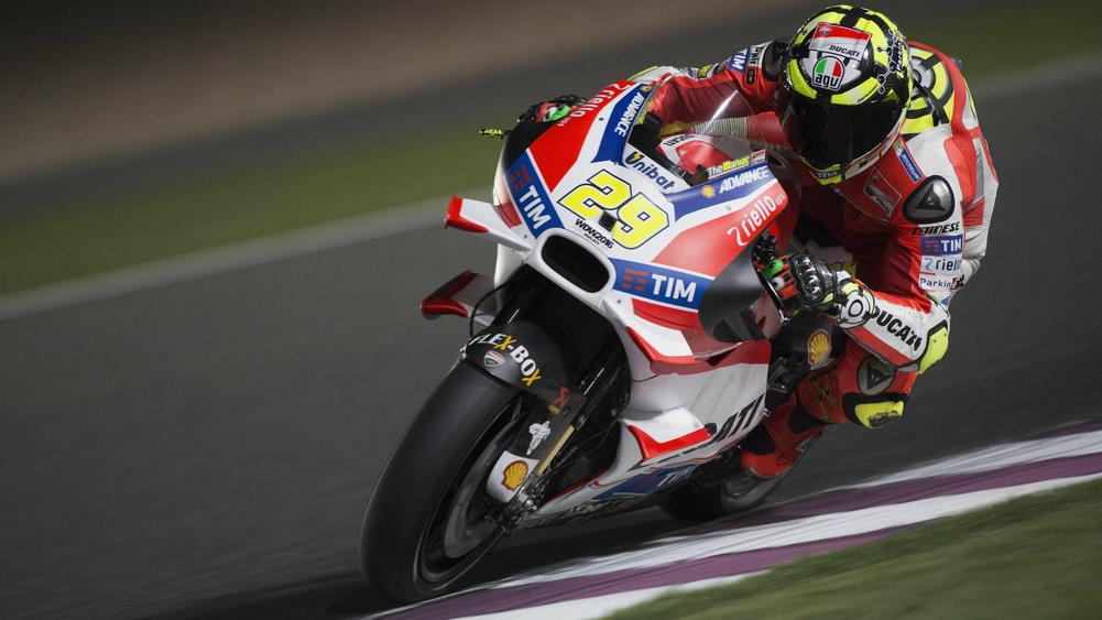 Andrea Iannone Believes Ducati Have Speed To Compete With Jorge Lorenzo