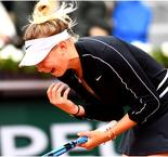 Barty outplayed me, concedes Anisimova