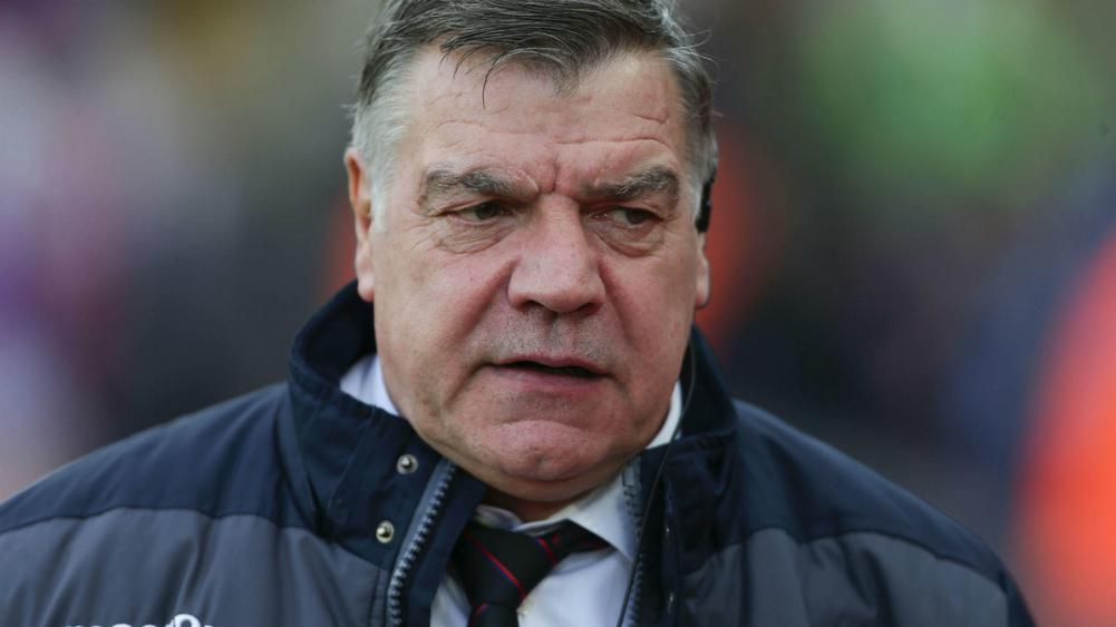 Allardyce on Everton snub