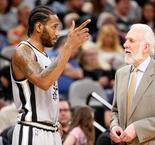 Kawhi Leonard Denies Any Friction With The Spurs
