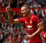 Vidic - United are starting to show their attacking flair under Mourinho.