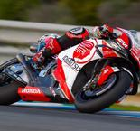Nakagami Heads Honda Armada At Jerez