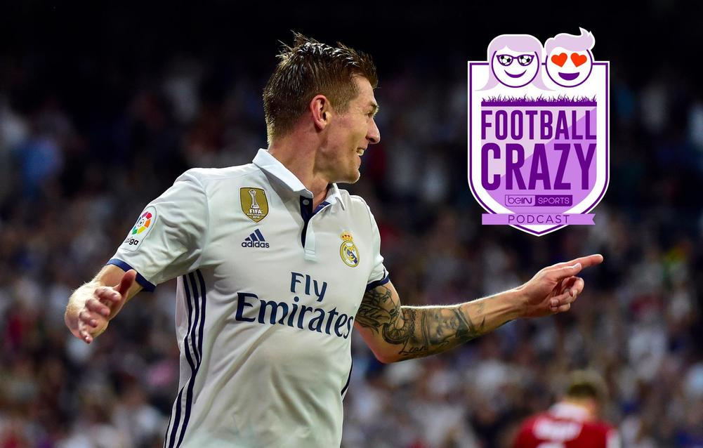 Kroos Lets the Dogs Out - Football Crazy Episode 34